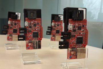 Z1 sensor nodes